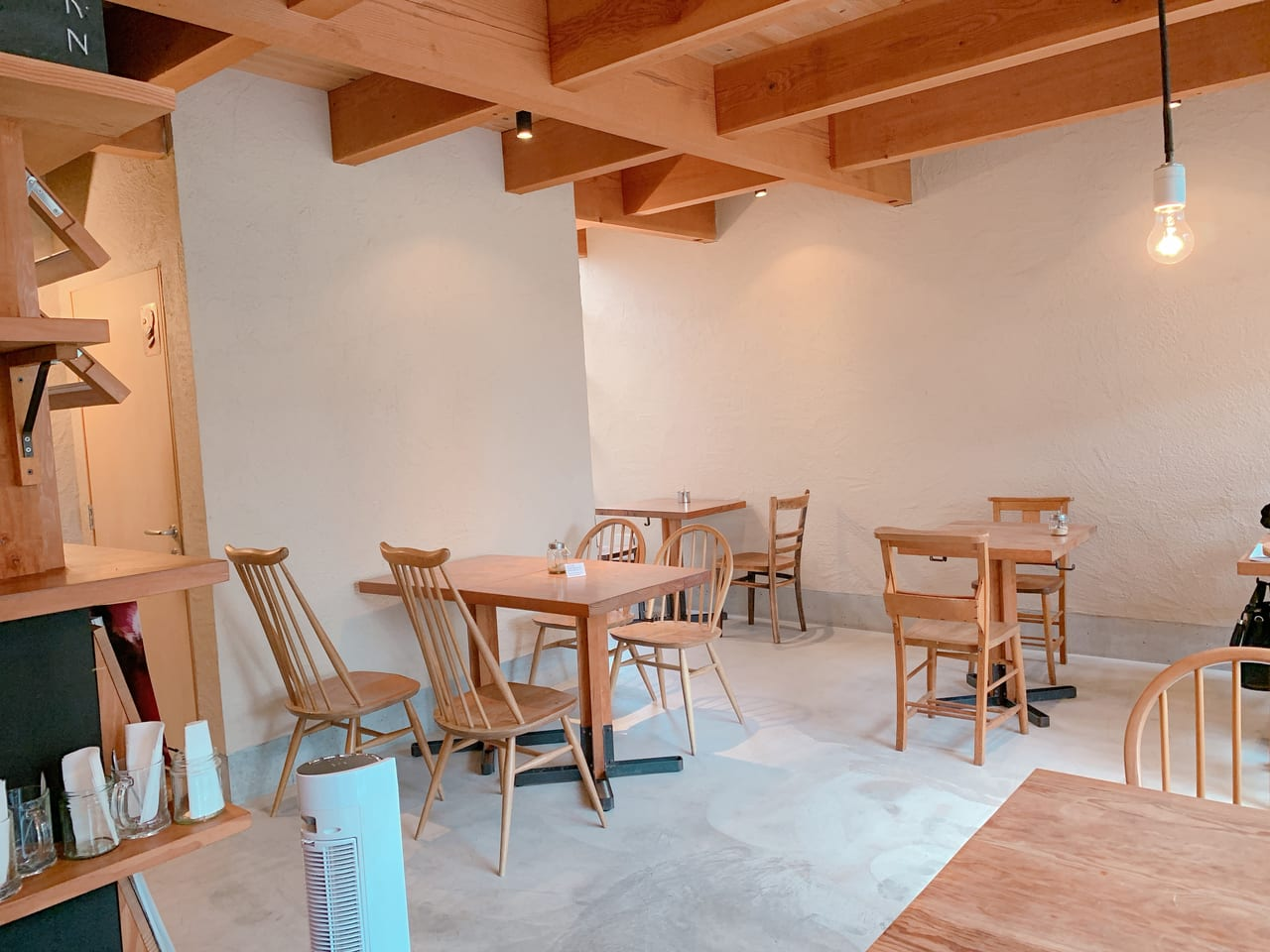 2019年姫路カフェPARLAND COFFEE内観