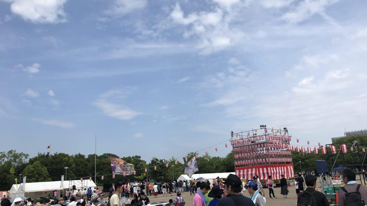 2019年姫路大手前公園 シロニワフェス
