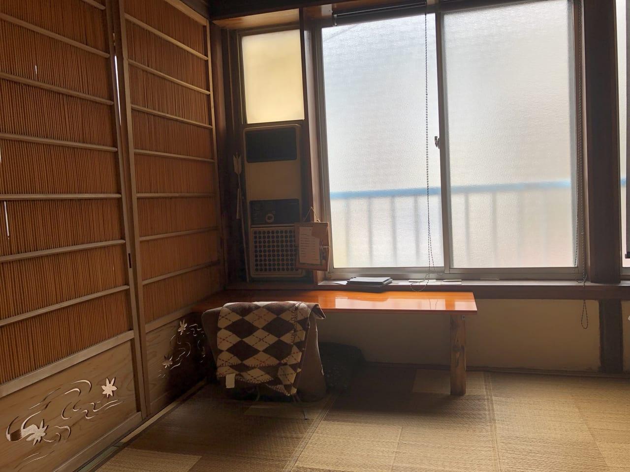 2019年 姫路段カフェ内観