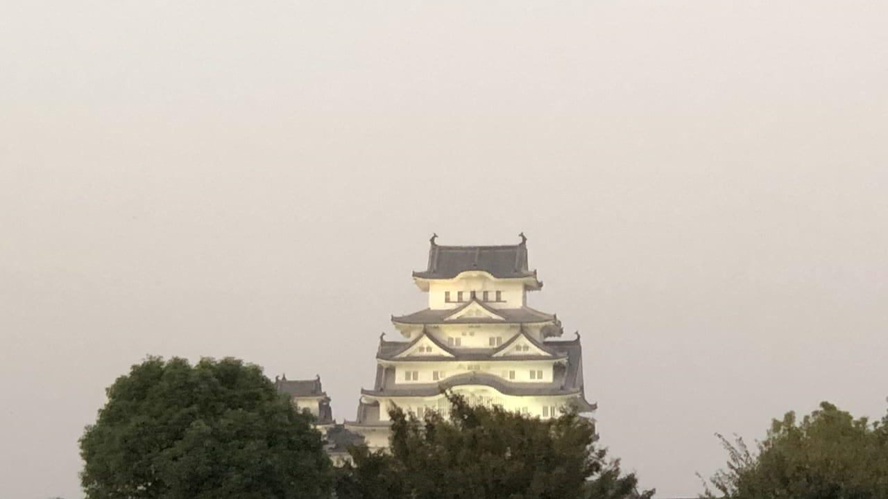 2019年姫路城