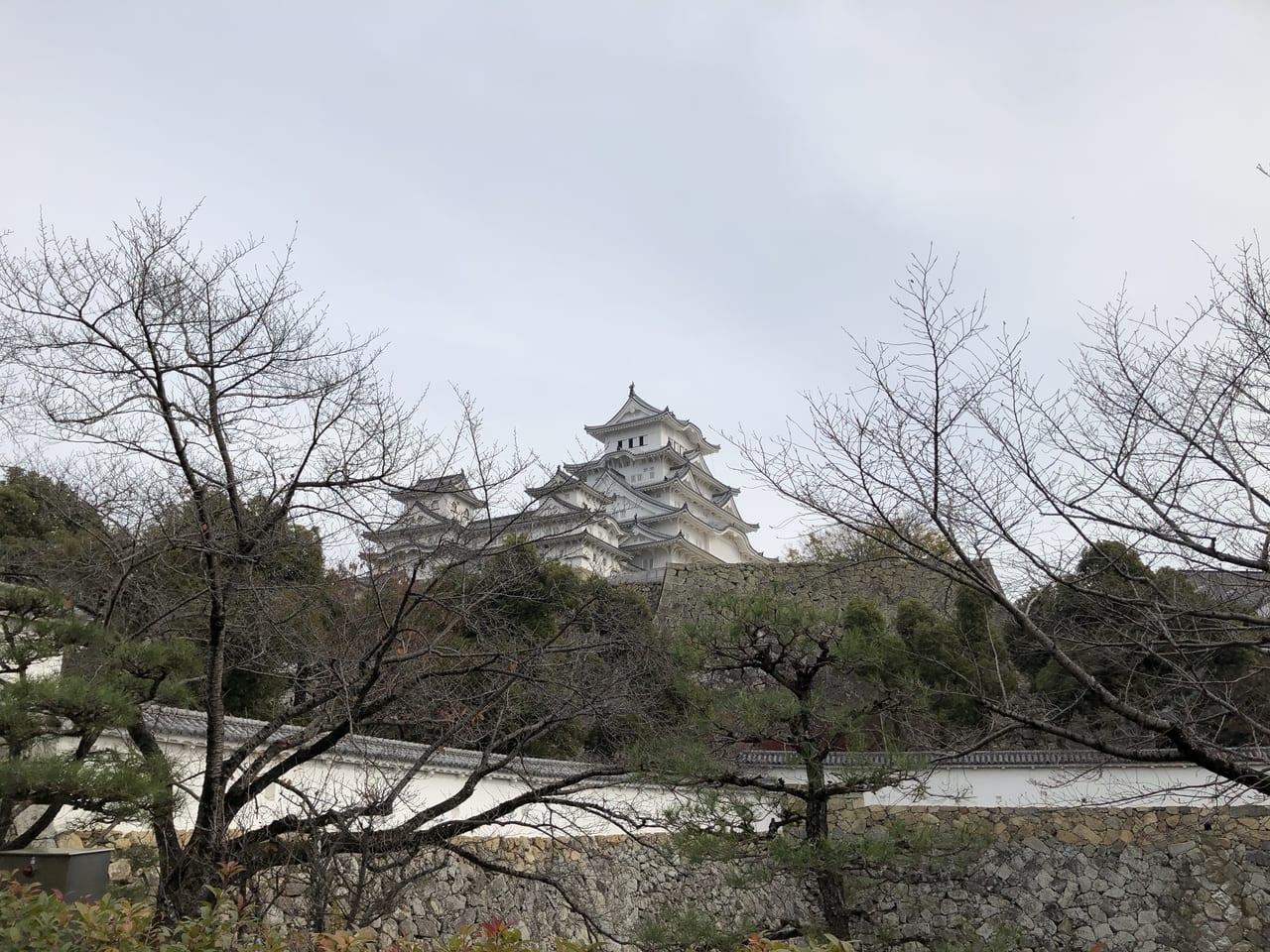 2019年 姫路城