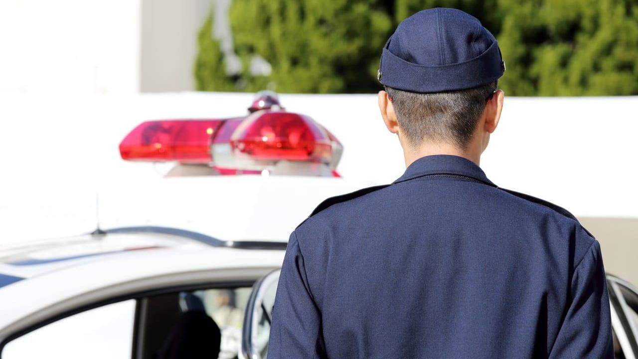 姫路市で逮捕